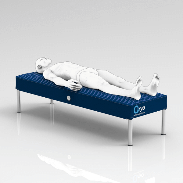 Qryo Recovery Bed Performance Forever